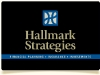 Hallmark Strategies