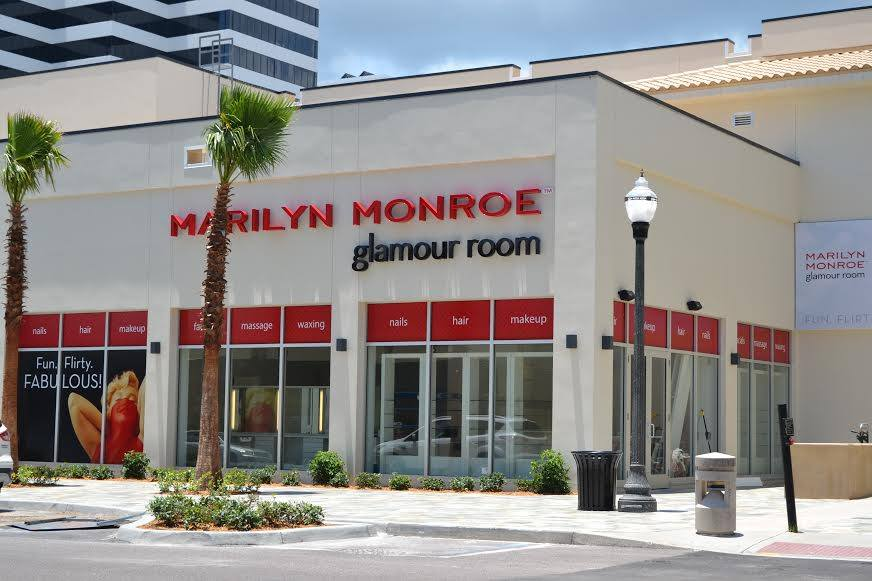 Marilyn Monroe Spas - Glamour Room, St. Petersburg, FL