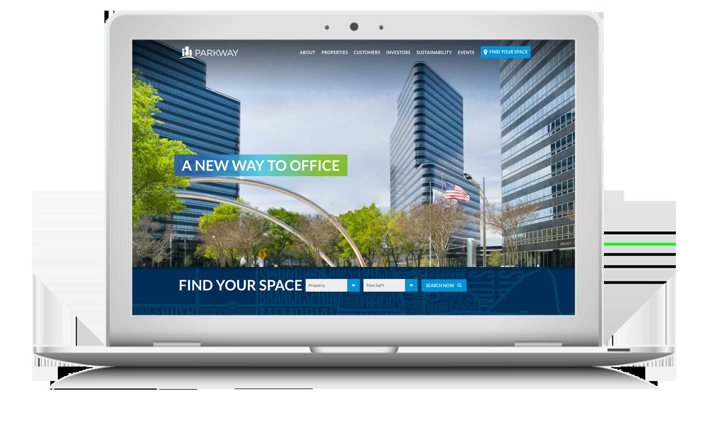 Parkway website