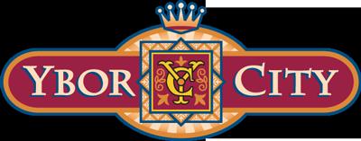Ybor City cigarband logo