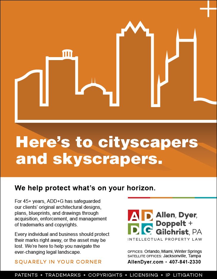 ADD+G Cityscrapers Ad